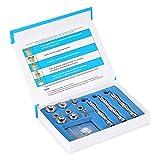 Microdermoabrasión Dermoabrasión reemplazable Varita de microdermoabrasión, Varita con punta de diamante, conveniente para eliminar la piel alisada