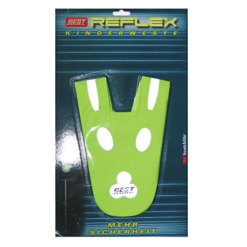 Best Sport - 51502 - Gilet de Sécurité - Reflex pour Enfants avec Motif de Lapin