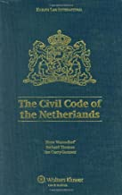 The Civil Code of the Netherlands 2nd Edition