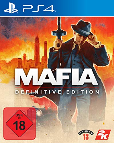 Mafia: Definitive Edition - [PlayStation 4]
