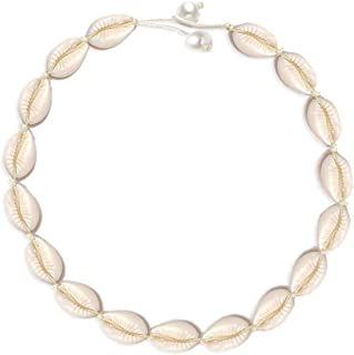 Best guys wearing puka shell necklace Reviews