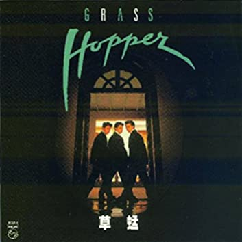 Back to Black Series - Grasshopper