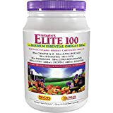 Andrew Lessman Multivitamin - Women's Elite-100 with Maximum Essential Omega-3 500 mg 30 Packets – 40+ Potent Nutrients, Essential Vitamins, Minerals, Phytonutrients and Carotenoids. No Additives