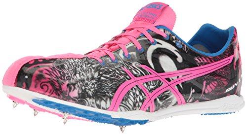 ASICS Men's Gunlap Track And Field Shoe,Pink Dragon,13 M US