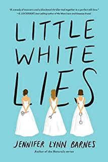 Little White Lies (debutantes, Book One)