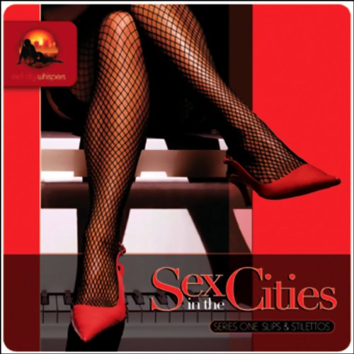 Sex in the Cities audiobook cover art