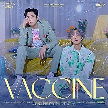 Vaccine (Feat. YOON BOMI (Apink))