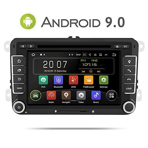 "Aumume 7"" Android 9.0 Autoradio Pantalla Táctil"