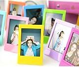 CAIUL 5 Different Colorful Film Decor Borders for Fuji 3inch Instax Mini 8 90 50s 25 Film -