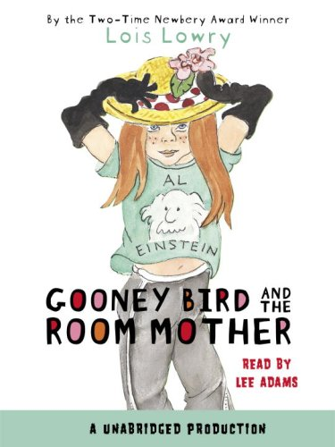 『Gooney Bird and the Room Mother』のカバーアート