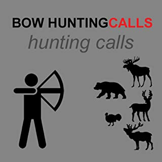 Bow Hunting Calls & Archery Calls for Big Game Hunting - (ad free) BLUETOOTH COMPATIBLE