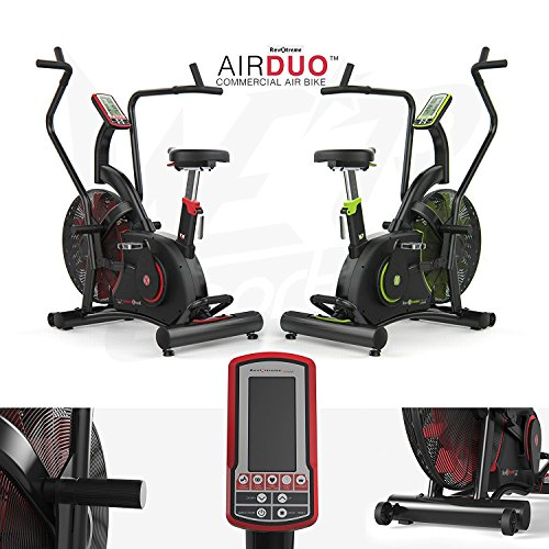 We R Sports AirDuo Air Exercise Bike