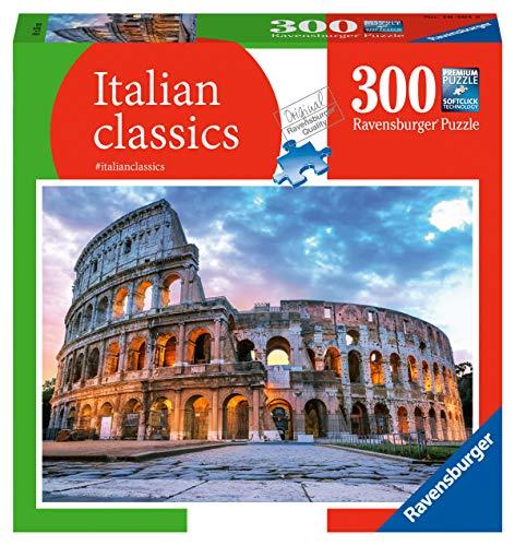 Ravensburger 16404 Colosseo, Puzzle 300 Pezzi, Puzzle per Adulti e Ragazzi, Souvenir Collection