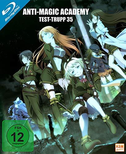 Anti Magic Academy - Test-Trupp 35: Gesamtedition (Episode 01-12) [Blu-ray]