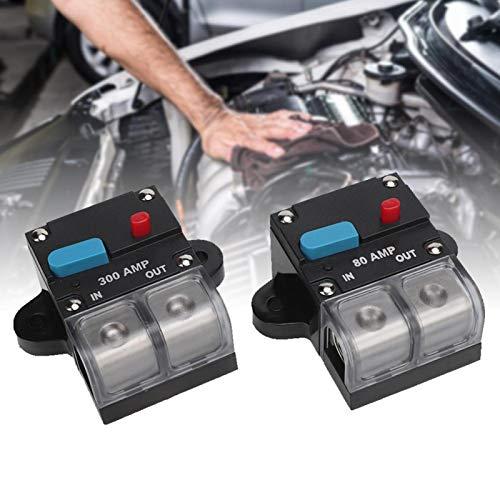 Restablecer el disyuntor duradero para el accesorio de automóvil
