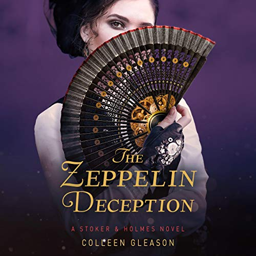 The Zeppelin Deception audiobook cover art
