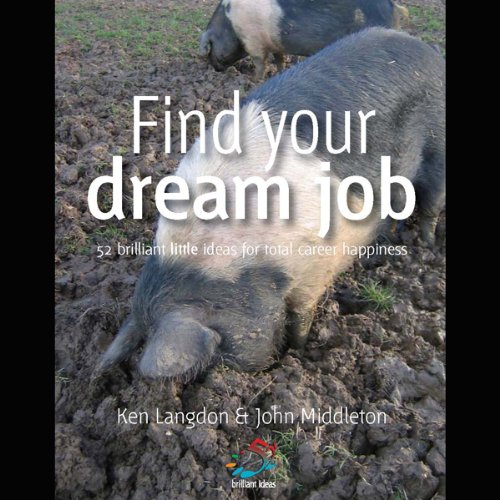 Find Your Dream Job cover art