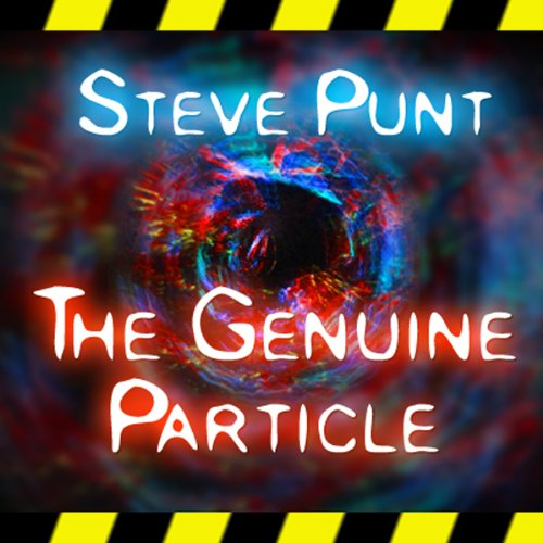 The Genuine Particle audiobook cover art
