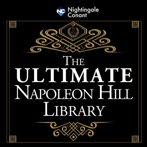 The Ultimate Napoleon Hill Library cover art