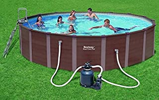 Amazon.es: piscina bestway rectangular