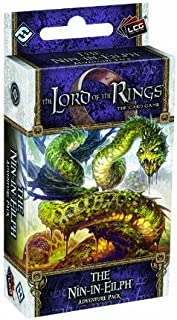 Lord of The Rings The Nin-in-Eilph Adventure Living Card Game Living Card Game
