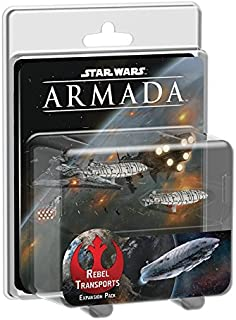 Star Wars Armada Rebel Transports Expansion Strategy Game