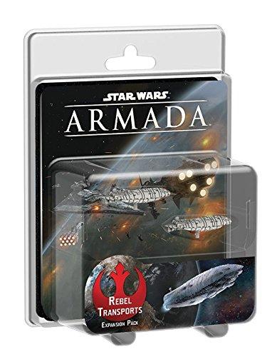 Fantasy Flight Games Star Wars Armada: Rebel Transports Erweiterung