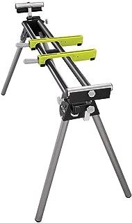 Ryobi ZRRMS10G 400 lbs. Capacity Universal Miter Saw Stand (Renewed)