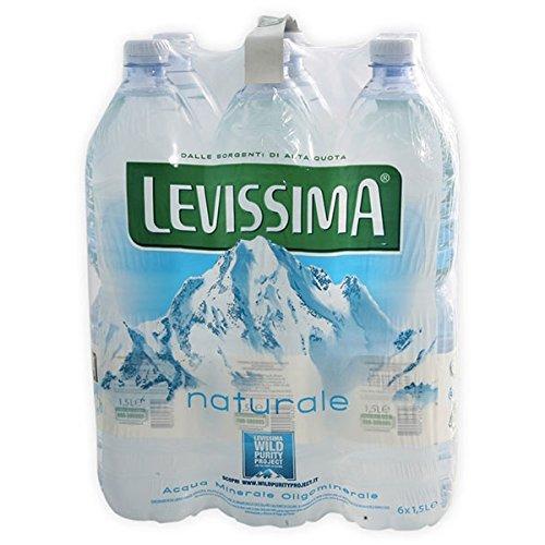 Acqua Levissima lt. 1,5 x 6 bottiglie