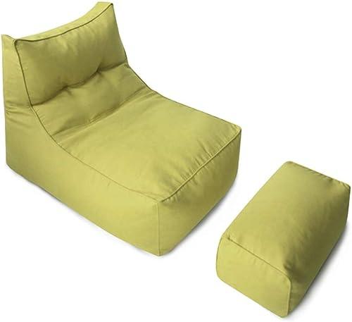 diseños exclusivos Clásico Jardín Interior Personalizado Personalizado sofá sofá sofá Cama Perezoso del sofá del Bolso de habas Conveniente para el Ocio (Color   Grass verde)  precios mas baratos