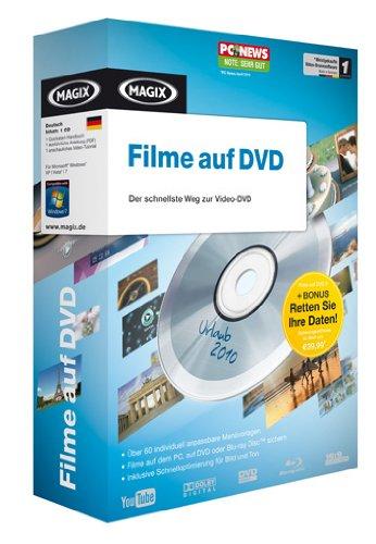 MAGIX Filme auf DVD - Bonus Version