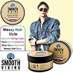 Hair Paste for Men - Hair Styling Cream with Minimal Shine & Medium Hold (2 ounces) - Styling Paste for Textured Messy… 7