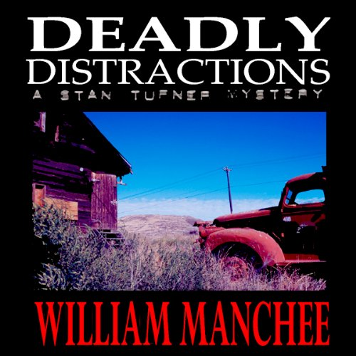 Deadly Distractions audiobook cover art