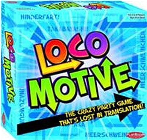 Loco Motive by Playroom Entertainment