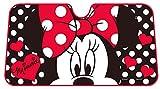 Minnie Mouse Parasol Protector Solar para la Parabrisa Delantera del Coche...