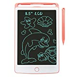 Richgv LCD Writing Tablet, 8.5 Inch Doodle Board Kids Drawing Tablet, Doodle Pad Light Drawing Board for Kids