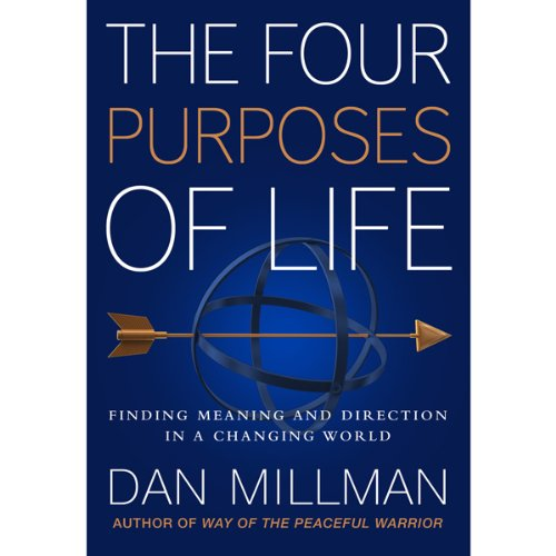 The Four Purposes of Life audiobook cover art