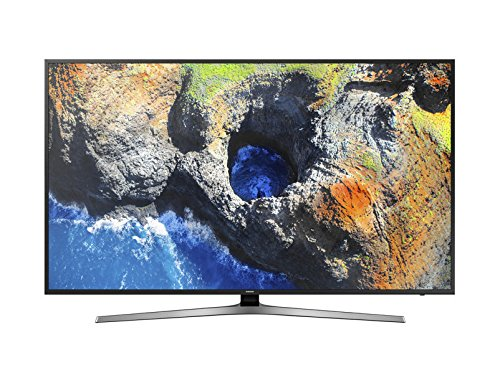 "Samsung UE75MU6172U, 75"" 4K Ultra HD Smart LED TV Wi-Fi, Nero"