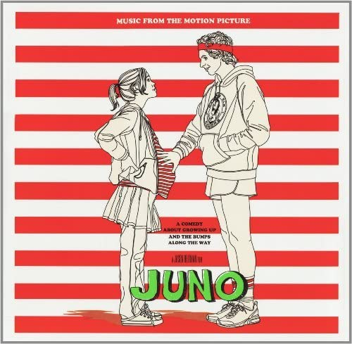 Juno Music From the Motion Picture 12 inch Analog by Various Artists 2008 02 18 product image