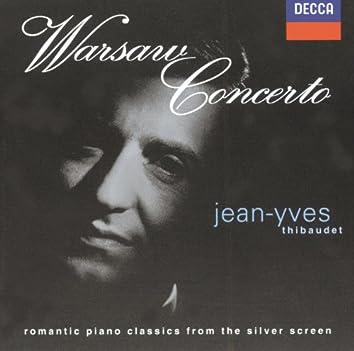 Warsaw Concerto - romantic piano classics from the silver screen