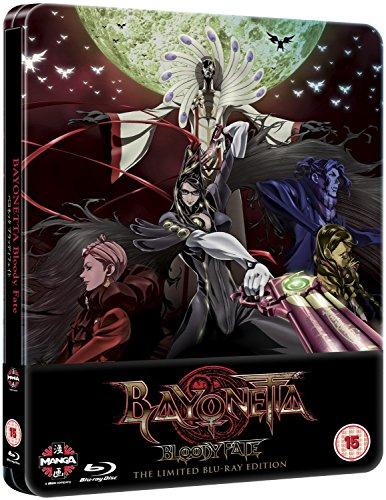 Bayonetta (The Movie): Bloody Fate [Edizione: Regno Unito] [Blu-Ray] [Import]