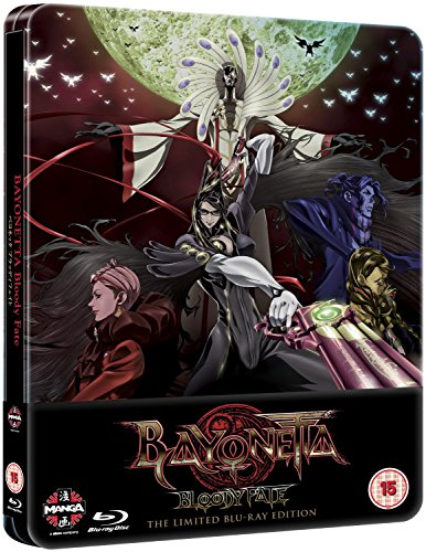 Bayonetta (The Movie): Bloody Fate [Edizione: Regno Unito] [Blu-Ray] [Import]