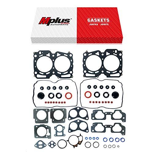 EJ25 Engine Full Head Gasket Set Compatible with 1999-2003 Subaru / 2004-2005 Subaru Forester /...