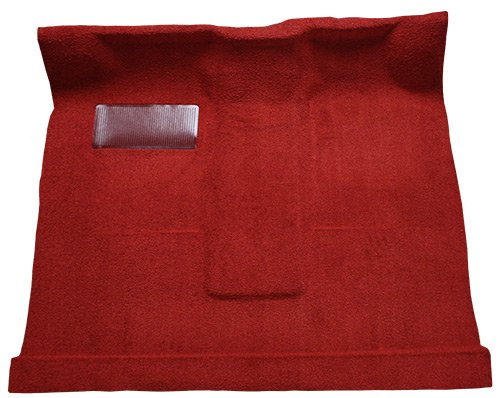Factory Fit - ACC 1961-1964 Ford F-100 Carpet Replacement - Loop - Complete | Fits: Regular Cab, with 2 (lo) Tunnel