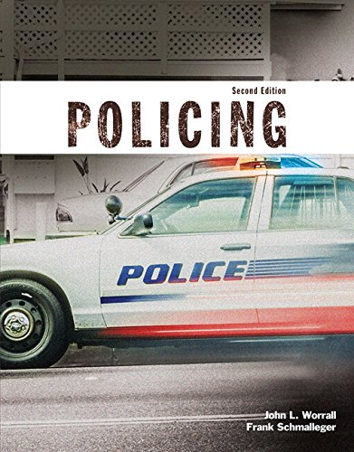 Download Policing (Justice Series) Plus MyLab Criminal Justice with Pearson eText -- Access Code Card (2nd Edition) 0134192346