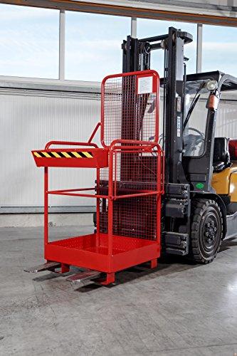 Arbeitskorb Typ RAK-ONE 800x800x1900mm