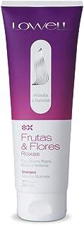 Lowell Shampoo Frutas e Flores Roxas 240 ml