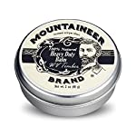 Heavy-Duty Beard Balm by Mountaineer Brand (2 oz)   Beard Tamer and Leave-in Conditioner   WV Timber Scent 2