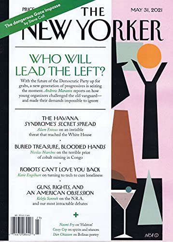 The New Yorker [US] May 31 2021 (単号)
