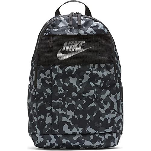 Nike Elemental 2.0 AOP, Unisexo, Negro, Talla única
